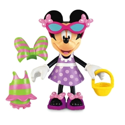 Fisher-Price Disney's Minnie Mouse Beach Bowtique