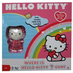 hello kitty board game