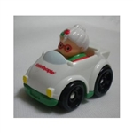 Little People Christmas Wheelies Mrs. Claus