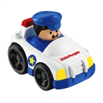 Little People Christmas Wheelies Policeman