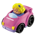 Little People Wheelies Coupe