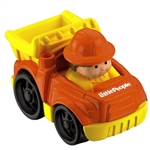 Little People Wheelies Dump Truck
