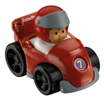 Little People Wheelies Race Car