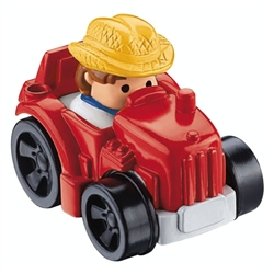 Little People Wheelies Tractor