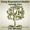 Doing Biographical Studies with Logos 4 – Paul the Apostle