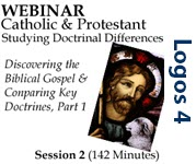 Webinar #02 Catholic-Protestant Series