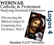 Webinar #03 Catholic-Protestant Series