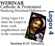 Webinar #04 Catholic-Protestant Series