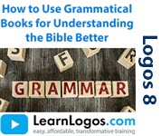 How to Use Grammatical Books
