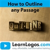 How to Outline any Passage