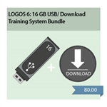 LOGOS 6 Training System Bundle - 16 GB USB Storage and Download