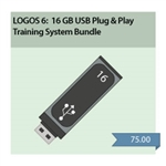 LOGOS 6 Training System Bundle - 16 GB USB Storage