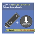 LOGOS 7 Training System Bundle - DOWNLOAD and USB