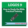 LOGOS 9 How to Study the BIble Training - USB Only