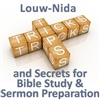 Louw-Nida: Tips, Tricks, and Helps for Bible Study and Sermon Preparation