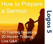 How to Prepare a Sermon (10 Sessions)