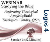 Webinar #03 Studying the Bible
