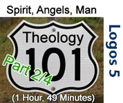 Theology 101 - Holy Spirit, Angels/Demons/Satan, Man (Part 2/4)