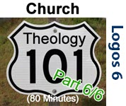 Theology 101: The Church/Ecclesiology, Part 6
