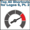 Top 40 Shortcuts for Logos 6 - Part 2/2 (Seminar/Webinar)