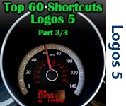 Top 60 Shortcuts for Logos 5 - Part 3/3 (Seminar/Webinar)
