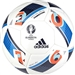 Euro 2016 Competition Match Soccer Ball (White/Bright Blue/Night Indigo)