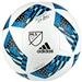 Adidas MLS 2016 MLS Nativo Glider Soccer Ball (White/Shock Blue/Black)