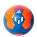 Adidas Messi Soccer Ball (Blue/Solar Orange/Shock Pink)