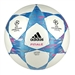 Adidas Finale 14 Capitano Soccer Ball (White/Solar Blue/Solar Pink)