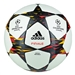 Adidas Finale 14 Official Champions League Match Soccer Ball (White/Solar Red/Solar Gold)