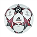 Adidas Finale 13 Capitano Soccer Ball (White/Black/Metallic Silver)