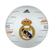 Adidas Real Madrid Soccer Ball (White/Light Orange)