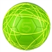 Adidas FreeFootball 5X5 Futsal Soccer Ball (Ray Green/Electricity)