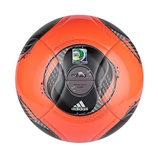 Adidas Confederations Cup 2013 Glider Soccer Ball (Infrared/NightMet/DarkOnix)