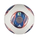 Adidas Confederations Cup 2013 Glider Soccer Ball (White/NightBlue/BlueBeauty/RayOrange)
