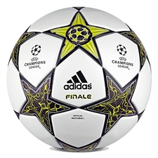 Adidas Finale 12 Official Match Ball (White/Lab Lime)
