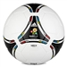 Adidas Euro Tango 2012 Replique Ball (White/Black)