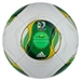 Adidas Confederations Cup Official Match Ball (White/Green) |Z19458| FREE SHIPPING