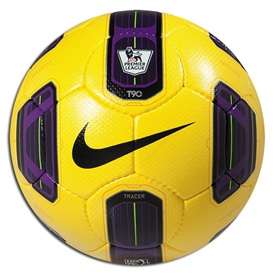 134 99 Nike Total 90 Tracer Epl Soccer Ball Yellow