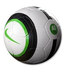 Nike Artificial Grass Elite Soccer Ball (Green/White/Black)