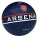 Nike Arsenal Supporter Soccer Ball (Blue/Red/White)