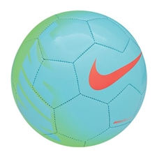Nike Mercurial Fade Soccer Ball (Polarized Blue/Neo Lime/Total Crimson)