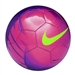Nike Mercurial Mach Soccer Ball (Fireberry/Pink/Green)