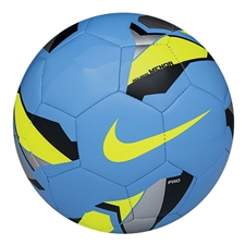 Nike5 Rolinho Menor Futsal Soccer Ball (Current Blue/Silver/Neo Lime)