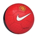 Nike Manchester United Supporter's Soccer Ball (Red/Red/White)