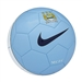 Nike Manchester City Supporter's Soccer Ball (Blue/White/Navy)