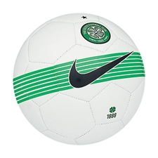 Nike Celtic FC Supporter's Soccer Ball (White/Green/Black)