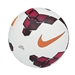 Nike Incyte Soccer Ball (White/Red/Total Orange)