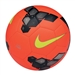 Nike Strike Soccer Ball (Total Crimson/Metallic Silver/Volt)
