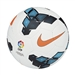 Nike Incyte La Liga Soccer Ball (White/Blue/Total Orange)